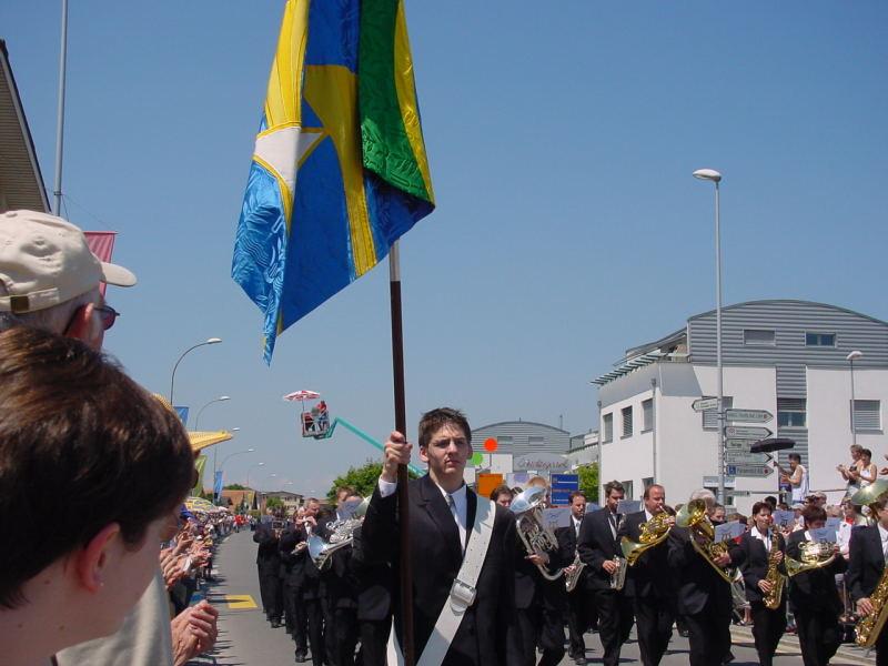 Kantonales Musikfest Nottwil