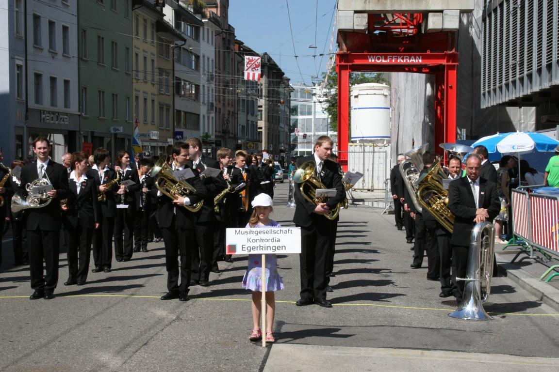Kantonales Musikfest Winterthur